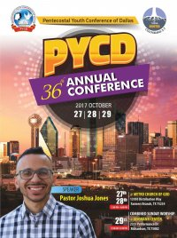 PYCD 36th Annual Conference on Oct 27-29